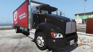 first kenworth truck 2012 kenworth t440 box flatbed truck template gta5 mods com