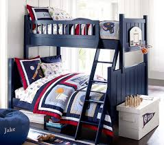 Pottery Barn For Children Camp Twin Over Full Bunk Bed Pottery Barn Kids