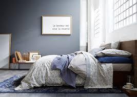 chambre gris et bleu 5 chambres autour du gris