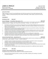 account manager resumes account manager resumes