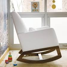 Cheap Rocking Chairs For Nursery The Most White Rocking Chairs For Nursery Pertaining To