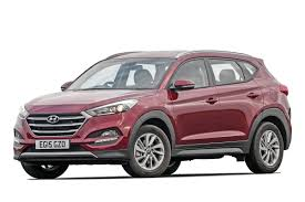 hyundai tucson suv review carbuyer