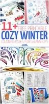 free printable winter coloring pages adults moms crafters