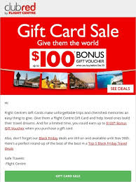 best travel gift cards flight centre earn up to 100 when you purchase a gift card this