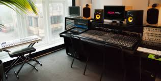 recording studio workstation desk pro control studio music u0026 recording facilities acm