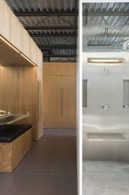 beach cottage bathroom ideas reflective glass house becomes one with nature