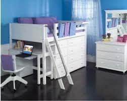 Maxtrix Bunk Bed Full Size Bunk Bed With Desk Open Travel