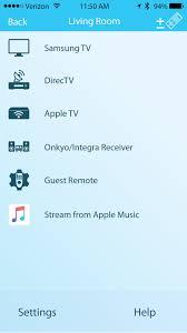 universal remote control app ir blaster