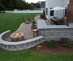 riveting grey rock fire pit as backyard how to create fire pit on