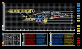 Star Trek Enterprise Floor Plans by Enterprise The Jefferies Tube