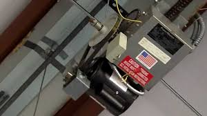 Overhead Door Manual How We Fixed A Powermaster Commercial Garage Door Opener In
