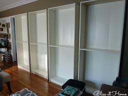 Ikea Billy Bookcase For Sale Ikea Billy Bookcase Library Wall U003e U003e U003e Getting That Built In Feeling
