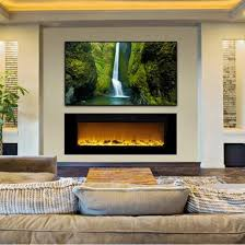 Indoor Electric Fireplace Indoor Electric Fireplaces The Noble