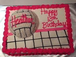 best 25 volleyball cakes ideas on pinterest volleyball birthday