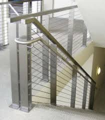 Wire Banister Arizona Custom Stairs Installers And Builders