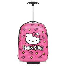 kitty luggage target
