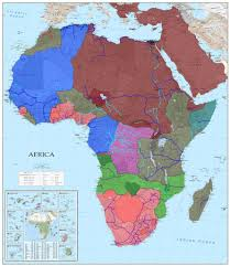 Map Of Africa And Middle East by How Would You Divide Up Africa And The Middle East Alternate