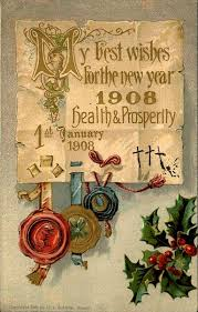 new year s postcards 192 best vintage new year s postcards with year date images on