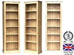 Chestnut Bookcase Bookcase Wood Bookcase Kits Unfinished Wood Bookcase Kits Wood