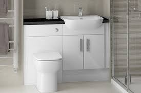 Bathroom Furniture White Fitted Bathroom Furniture Furniture From Mallard Bathrooms