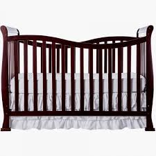 Mattress For Convertible Crib In 1 Violet Convertible Crib With Free Mattress Pillow Espresso