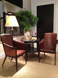 the 5700 23 gunnison chairs were inspired by a jean michel frank