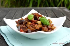 cuisine sicilienne recette caponata découverte de la cuisine sicilienne plaisir et equilibre