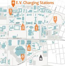 Map Of Oregon State by Ev Charging Finance And Administration Oregon State University
