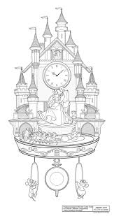 cuckoo clock craft coloring page free coloring pages 15 oct 17