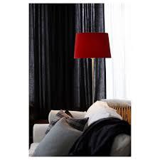 Ikeas Curtains Ritva Curtains With Tie Backs 1 Pair 57x118