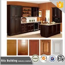 Kitchen Cabinets Modular Raised Door Type Ready Made Modular Kitchen Cabinets Design Buy