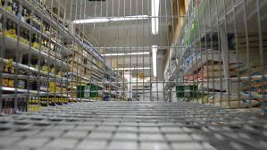ephraim utah nov 2014 frozen pizza grocery store shopping