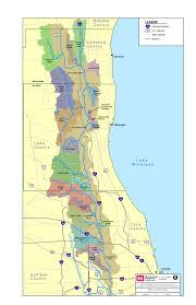 Chicago Area Map by Chicago District U003e Missions U003e Civil Works Projects U003e Des Plaines