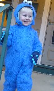 halloween costume cookie monster homemade cookie monster costume part deux visibleblue