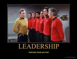 Kirk Meme - l astronave the captain kirk academy for the pursuit of excellence