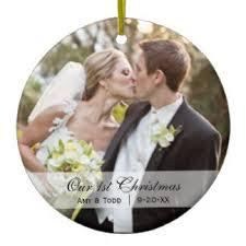 married ornaments keepsake ornaments zazzle