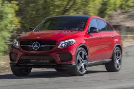 mercedes review 2016 mercedes gle coupe car review autotrader
