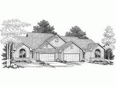 southern heritage home designs duplex plan 1261 real estate