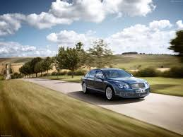 bentley continental flying spur series 51 2012 pictures