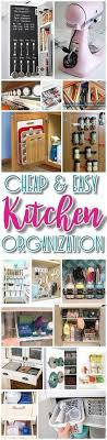 kitchen organization ideas budget 36 dollar store kitchen organization hacks you can pull like a