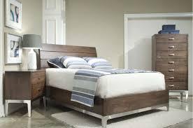 Klaussner Distinctions Durham Furniture Defined Distinction Wood Plank Queen Bed In
