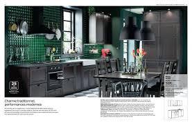 cuisine noir ikea cuisine ikea coup d oeil sur le nouveau catalogue 2017 côté maison