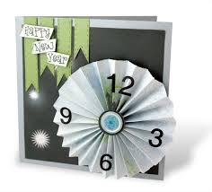 new year photo card ideas happy new year scrapbooking card idea scrap