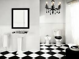 badezimmer weiss aristokratisches badezimmer einrichten weiß und schwarz