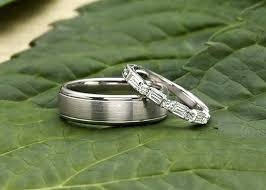 his and hers bridal 36 unique his hers wedding rings wedding idea