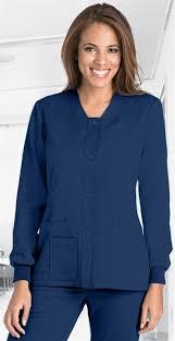 grey s anatomy s scrub jacket central uniforms