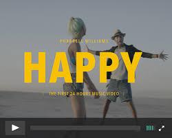 pharrell williams 24 hours of happy awwwards sotd