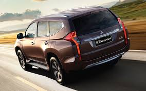 mitsubishi indonesia 2016 new mitsubishi pajero sport suv launched in indonesia u2013 new 2 4l