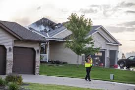 two killed as small plane crashes in sauk rapids home