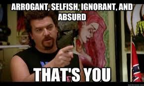Selfish Meme - 5 signs you have a selfish girlfriend